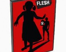 Flesh – The Movie – A documentary about sex trafficking in the U.S. Kristen Ross Lauterbach, Director. Christina Lee Storm, Producer.