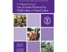 List of Goods Produced by Child Labor or Forced Labour 2011, U.S. Department of Labor