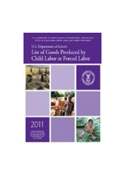 list of goods produced by child labor
