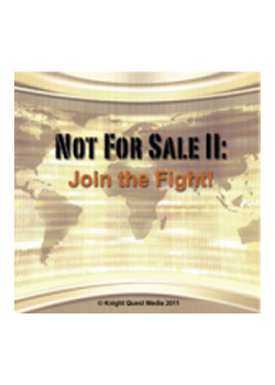not for sale - join the fight