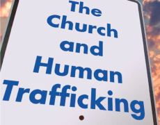The Church and Human Trafficking