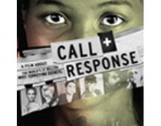 Call + Response – Medeleine Albright, Daryl Hannah – 2008, Fair Trade Pictures
